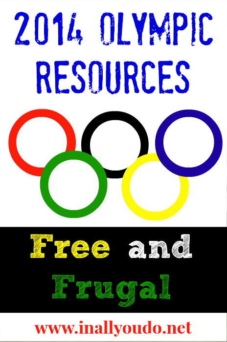 Free and Frugal Olympics roundup