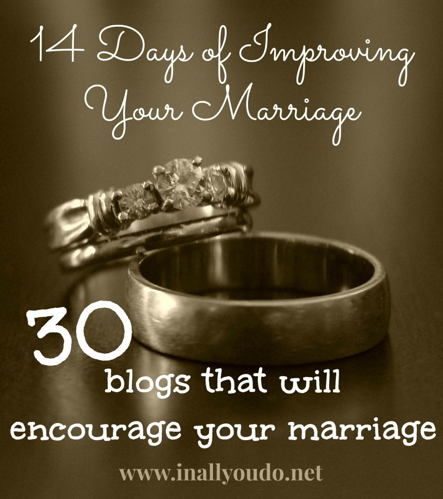 30 blogs that will encourage your marriage