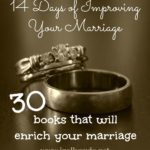 14 Days of Improving Your Marriage Book Resources & a {giveaway}