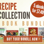 Recipe ebook bundle Collection only $7.40!!!