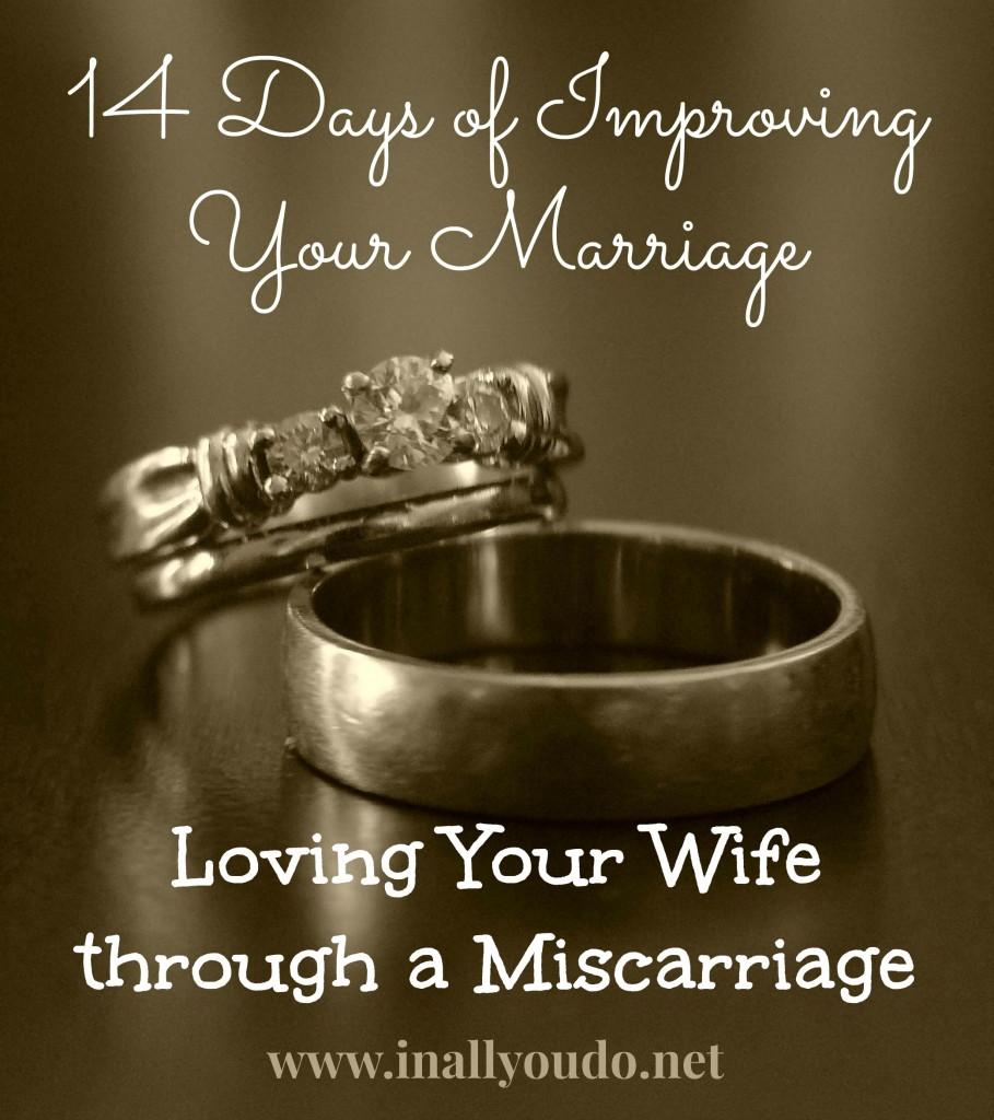 Day 12_Through a Miscarriage