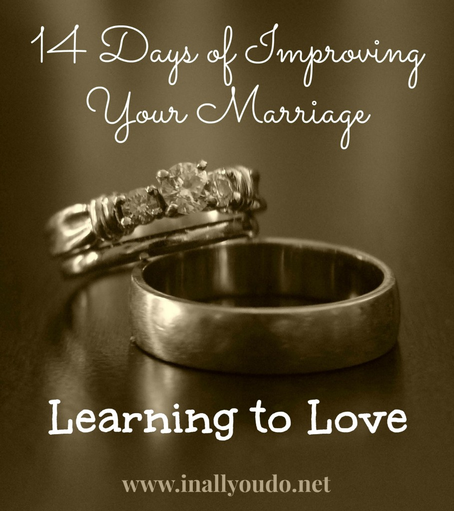 Day One_Learning to Love
