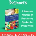 Basic Shapes for Beginners  {a review & giveaway}