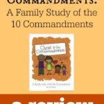 Christ in the Commandments ~ a review