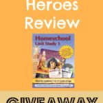 Friends & Heroes Review and {giveaway}