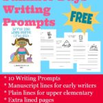 Summer Days Writing Prompts