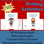 Independence Day Writing Activities