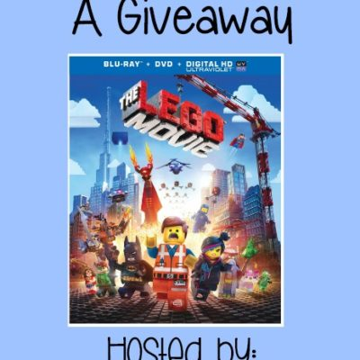 The LEGO Movie: A Giveaway!!!