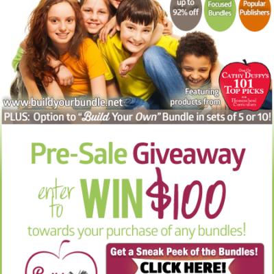 Homeschool Bundle Sale
