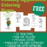 Johnny Appleseed Coloring Pages