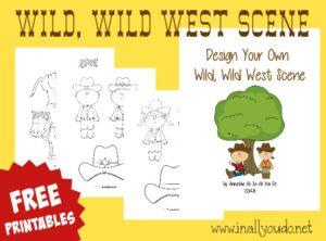 Wild, Wild West Scenes