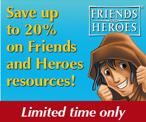 Friends & Heroes CD {review}