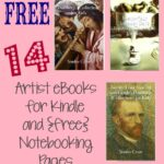MORE {free} Artists eBooks & printables