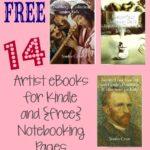 MORE {free} Artists eBooks & printables