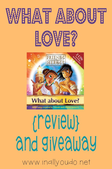What about Love review & giveaway