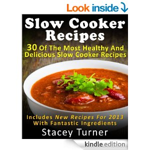 FREE Slow Cooker ebooks for Kindle