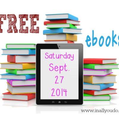 FREE ebooks ~ Curious George, Homemade Ice Cream & MORE