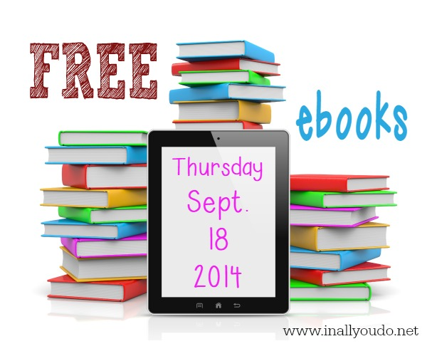 Kindle FREEBIES for 9/18/2014 ~  DIY Crochet, Gardening, History for Kids, Homemade Body Butter and MORE!!