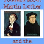 Teaching Toddlers About Martin Luther + The Reformation