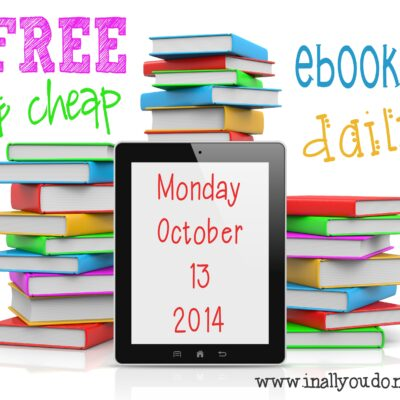 Free ebooks: Minecraft, Cooking, Children's and MORE!