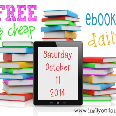 FREE & Cheap ebooks: Vegan, Paleo, Homemade Soap & MORE