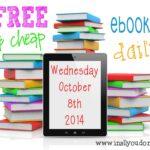 Today's FREE & Cheap ebooks–Paleo, Teens, Kids & MORE!!