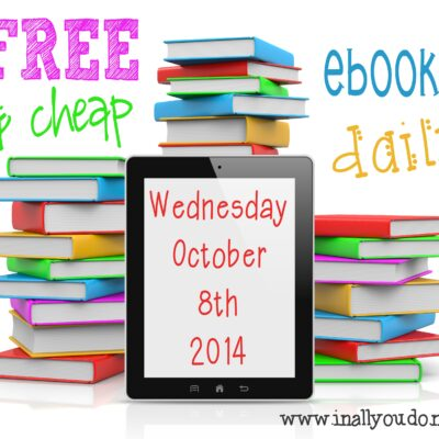 Today's FREE & Cheap ebooks–Paleo, Teens, Kids & MORE!!