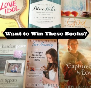 Enter to Win Lindsey Bell's Mega-Giveaway