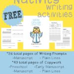 Nativity Writing Activities