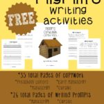 Pilgrim's Writing Activities