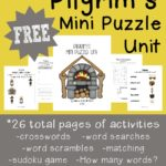 Pilgrim's Mini Puzzle Unit