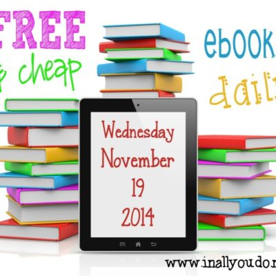 Free ebooks: Gluten Free Cooking, Being Thankful for Kids, Christmas ABC's and MORE!