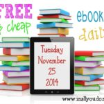 LOTS of Gluten-Free ebooks {free} today!!!