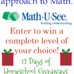 Day 5 ~ Math-U-See Complete Level {1 WINNER}