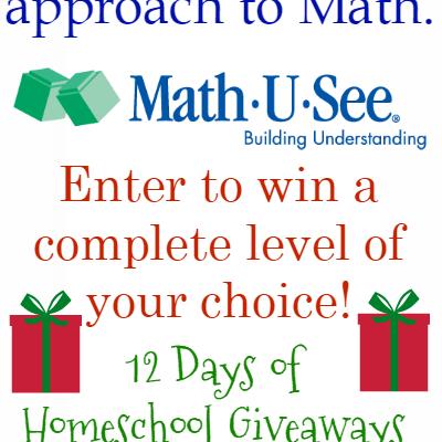 Day 5 ~ Math-U-See Complete Level {1 WINNER}