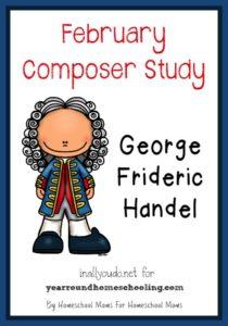Feb Composer Study