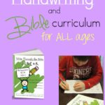 Handwriting & Bible Curriculum for ALL Ages