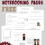 Inventor's Notebooking Pages {free printables}