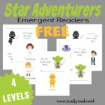 Star Adventurer Emergent Readers