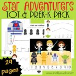 Star Adventurers Tot & PreK-K Pack