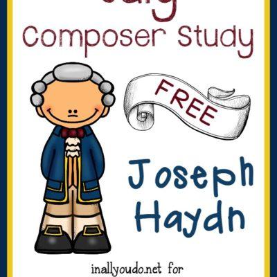 FREE Composer Unit Study