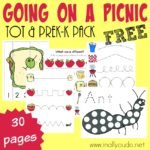 Going on a Picnic Tot & PreK-K Pack