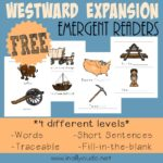 Westward Expansion Emergent Readers