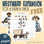 Westward Expansion Tot & PreK-K Pack