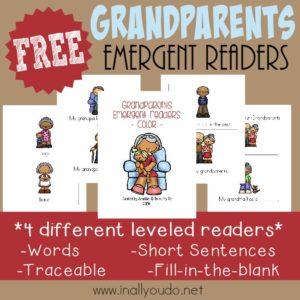 Grandparents Emergent Readers