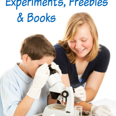 Science can be FUN!! Especially with these Experiments, Freebies and Books to help you out!! HURRY...these will expire SOON!! :: www.inallyoudo.net