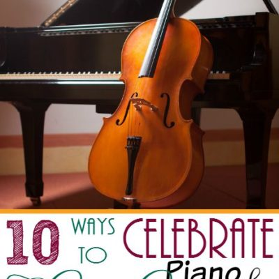 10 Ways to Celebrate Nat'l Piano & Classical Music Month