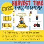 Harvest Time Emergent Readers