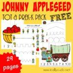 Johnny Appleseed Tot/PreK-K Pack & Emergent Readers