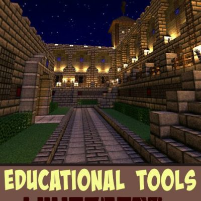 Educational Tools for Minecraft Fans!!